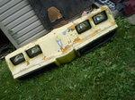 1979 1980 1981 FIREBIRD TRANS-AM FORMULA FRONT BUMPER NOSE 4