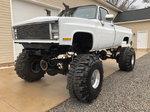 1985 Chevrolet Silverado Square Body Mud Bog Pick Up