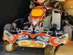 CRG 125cc Kart Like New