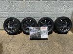 Ultralite 18' wheels & Yokohama tires