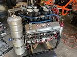 358 Sprint Car Engine