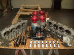 BBC Kinsler fuel injection and Dart heads and accessories