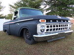 1966 F100 Short Bed Shop Truck -On Entire Mustang GT Chassis