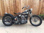 1947 HD OHV Knucklehead Bobber Chopper ULH Flat