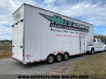 2007 United Express Stacker 32 Foot Fifth Wheel Race Car