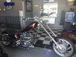 2005 Custom Ironhorse chopper
