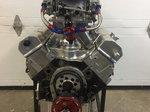 434 Drag Race Motor