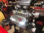 468 Big Block Chevy Blower Motor