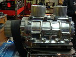 Small Block Chevy Blower