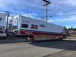 1995 Competition Enclosed Race Trailer