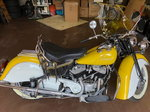 FS: 1947 INDIAN CHIEF ROADMASTER
