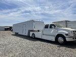 40' Sprintcar trailer