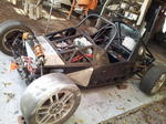 Closed Top 1600cc Sports Racer Partial Build