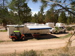 39ft triple axle fully self-contained travel trailer with 20