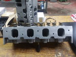 FIRE DRCE 2 CFE Pro Stock Cylinder Heads