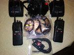 Motorola Racing Radios