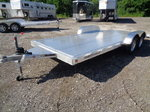 Featherlite #3182-18' Open Car Hauler