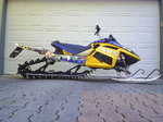 2007 Ski Doo Summit XRS 880cc Mountain Sled