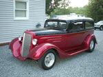 1935 Chevy 2 door Sedan