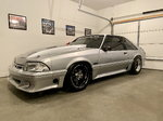 93 ALL Ford Foxbody Mustang GT Race Car
