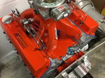 SBF RDI aluminum block, Yates heads, zero run l