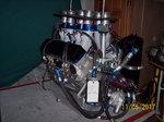 410 CISprint engine