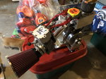 Fresh rebuilt 7.90 motor with brand new shockwave clutch&nbs