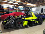 2014 Radical SR3 RS Chassis 898