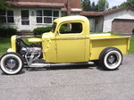 46 Ford Hot Rod pickup