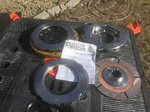 5.5 inch Triple disc clutch assembly