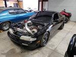Turbo ls Nissan 240sx