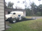 """1988 Suncoast 225"""" complete dragster, race ready"""