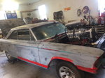 1963 Ford Galaxie with blown stroked 412