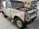 1961 Scout Model 80 Gasser Project