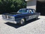 66 Dodge Coronet Post Car