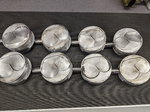 """BBC JE Racing Pistons for 4.615"""" bore"""