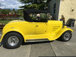 1929 Ford Roadster by MAGOO