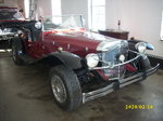 1929 Mercedes-Benz 15/70/100 HP