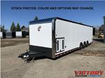 2021 inTech 34' Aluminum Race Trailer - Wide Body (On-Order)