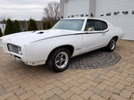 1969 Pontiac GTO True PHS Documented Numbers Matching Resto