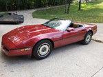 87 C4 Corvette Convertible