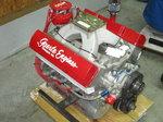 430 Fresh Gaerte motor