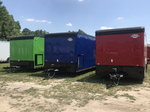 Race trailers in Stock!