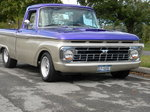 1966 f100 short bed restmod