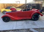 1934 Ford Roadster Roller