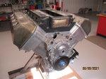 540 Aluminum Supercharger Engine - Fresh