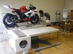 SUPERFLOW MOTORCYCLE ATV KART PERFORMANCE DYNAMOMETER DYNO