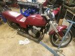 Suzuki GS1100 Drag Bike