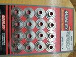 Manley 23655-16 Titanium Valve Spring Retainers