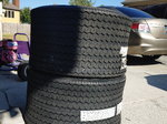 Mickey Thompson Sportsman Tires